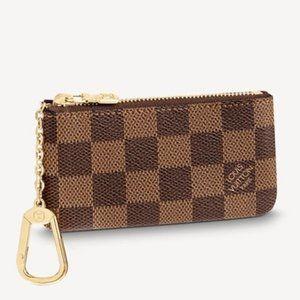 Authentic LV Key Wallet Pouch